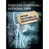 Internationella Böcker Internationella bankrånare (E-bok, 2019)