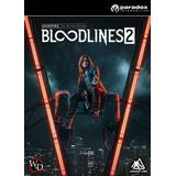 Vampire the masquerade – bloodlines 2 PC-spel Vampire: The Masquerade - Bloodlines 2