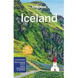 Lonely planet Böcker Lonely Planet Iceland (Häftad, 2019)