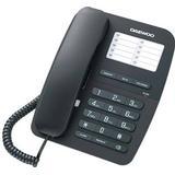 Fast Telefoni Daewoo DTC-240 Black