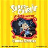 Super charlie Böcker Super-Charlie och lejonjakten: - (Ljudbok nedladdning, 2018)
