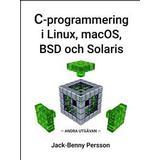 C programmering Böcker C-programmering i Linux, macOS, BSD och Solaris (Häftad)