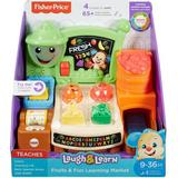 Shape Sorter Fisher Price Laugh & Learn Fruits & Fun Learning Market
