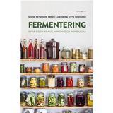 Kimchi och kombucha Böcker Fermentering - Syra egen kraut, kimchi och kombucha (Inbunden)