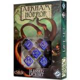 Tillbehör för sällskapsspel Fantasy Flight Games Arkham Horror Blessed Dice Set