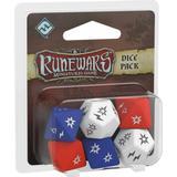 Tillbehör för sällskapsspel Fantasy Flight Games Runewars Miniatures Game Dice Pack
