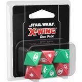 Tillbehör för sällskapsspel Fantasy Flight Games Star Wars X-Wing Dice Pack Second Edition
