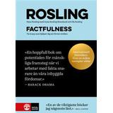 Factfulness hans rosling Böcker Factfulness (Häftad)