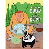 Knasiga djur Böcker Märkliga djur och knasiga kryp (Inbunden)