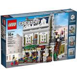 Building Toys Lego Creator Parisian Restaurant 10243