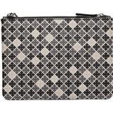 Handväskor - Vit By Malene Birger Ivy Mini Bag - Charcoal