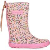 Gummistövlar Barnskor Bisgaard Rubber Boots - Rose Flowers