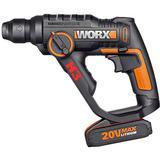 Boremaskiner og Skruemaskiner Worx WX390.1 (2x2.0Ah)
