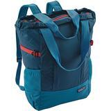 Handväskor Patagonia Lightweight Travel Tote Pack 22L - Big Sur Blue