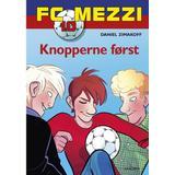 Fc mezzi Böcker FC Mezzi (10) - Knopperne først (Kartonnage, 2016)