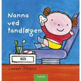 Nanna Böcker Nanna ved tandlægen (Kartonnage, 2019)