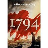 1794 niklas natt och dag Böcker 1794 (Kartonnage, 2019)