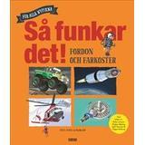 Mats wänblad Böcker Så funkar det!: fordon och farkoster (Inbunden)