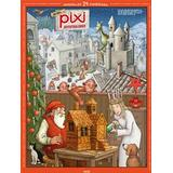 Böcker Pixi adventskalender – Jan Lööf