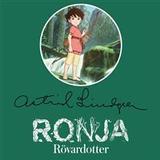 Rövardotter Böcker Ronja Rövardotter (Ljudbok nedladdning, 2019)