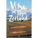 Nya zeeland Böcker Vilse på Nya Zeeland (Inbunden)