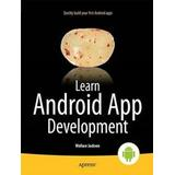 Android app Böcker Learn Android App Development (Häftad, 2013)