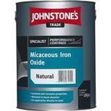 Anti-corrosion Paint Johnstone's Trade Micaceous Iron Oxide Anti-corrosion Paint Transparent 5L