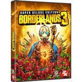 Borderlands 3 pc PC-spel Borderlands 3 - Super Deluxe Edition