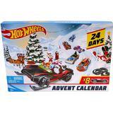 Advent Calendar Mattel Hot Wheels Advent Calendar 2019