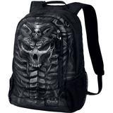 Ryggsäckar Spiral Skull Armor - Black