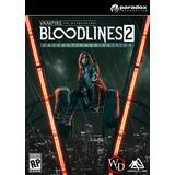 Vampire the masquerade – bloodlines 2 PC-spel Vampire: The Masquerade - Bloodlines 2: Unsanctioned Edition