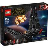 Lego Star Wars Lego Star Wars Kylo Ren's Shuttle 75256