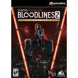 Vampire the masquerade – bloodlines 2 PC-spel Vampire: The Masquerade - Bloodlines 2: Blood Moon Edition