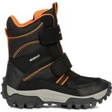 Barnskor Geox Himalaya WPF Vinterstövel - Black/Orange