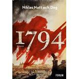 1794 niklas natt och dag Böcker 1794 (E-bok, 2019)