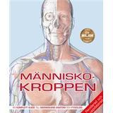 Anatomi Böcker Människokroppen: den kompletta guiden till människans anatomi (Inbunden)