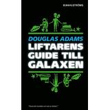 Liftarens guide galaxen Böcker Liftarens guide till galaxen (Pocket)