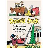 Complete carl barks disney library Böcker Walt Disney's Donald Duck: Christmas in Duckburg (Vol. 21): Complete Carl Barks Disney Library (Inbunden, 2019)