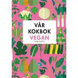 Vår kokbok Vår Kokbok Vegan (Inbunden)