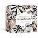 Johanna basford Böcker Johanna Basford Enchantments (Häftad)