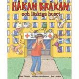 Håkan bråkan och läskiga huset Böcker Håkan Bråkan och läskiga huset (E-bok, 2018)
