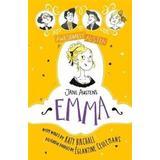 Jane austen emma Böcker Awesomely Austen - Illustrated and Retold: Jane Austen's Emma (Inbunden, 2019)