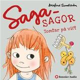 Sagasagor Böcker Sagasagor. Tomtar på vift (Ljudbok nedladdning, 2019)