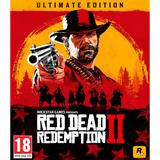 Red dead redemption pc PC-spel Red Dead Redemption II: Ultimate Edition