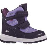 Gore-Tex Barnskor Viking Toasty II GTX - Aubergine/Purple