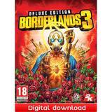 Borderlands 3 pc PC-spel Borderlands 3: Deluxe Edition