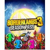 Borderlands 3 pc PC-spel Borderlands 3 - Season Pass