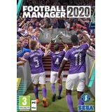 PC-spel Football Manager 2020