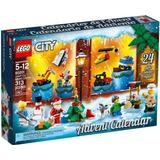Advent Calendar Lego City Advent Calendar 2018 60201