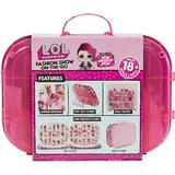 Play Set LOL Surprise Fashion Show On the Go Hot Pink Storage & 4 in 1 Playset